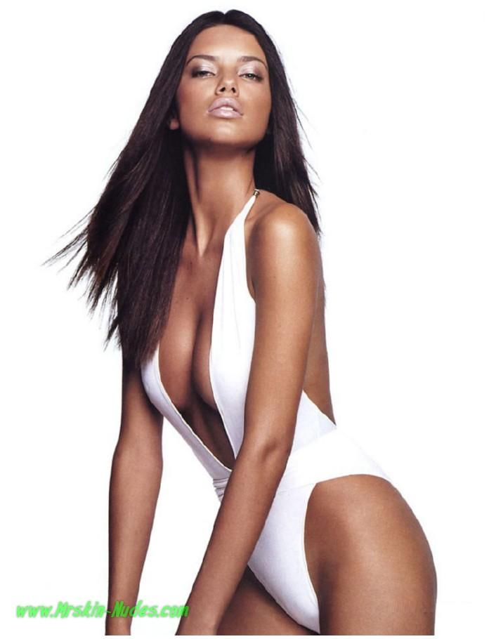Adriana Lima Nude And Naked Celebrity Pictures And Videos Free