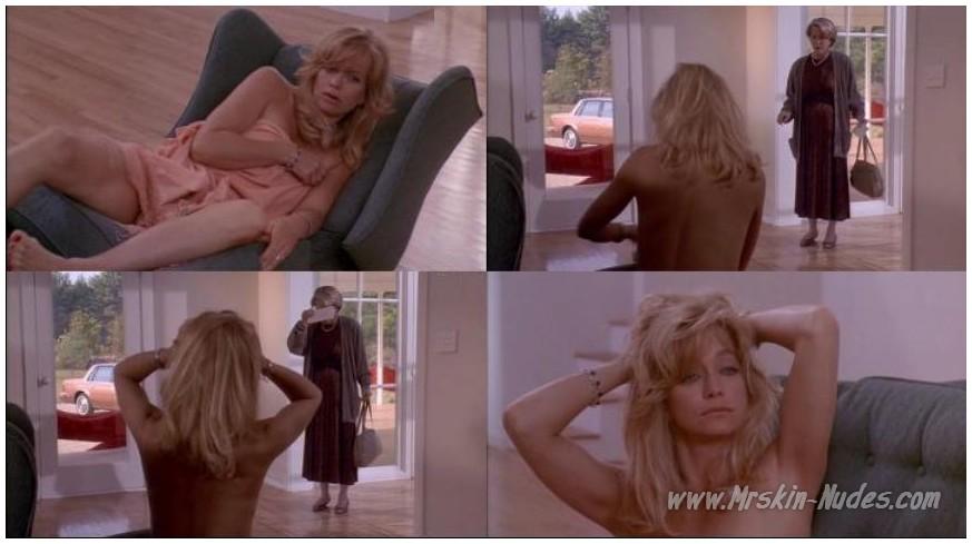 Goldie Hawn Nude