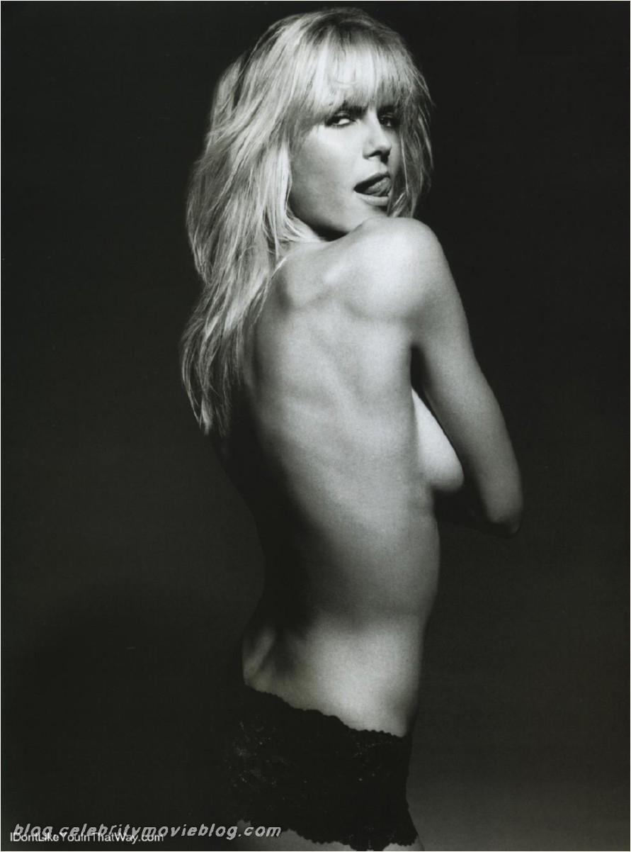 ::: Heidi Klum - nude and sex celebrity toons @ Sinful Comics :::
