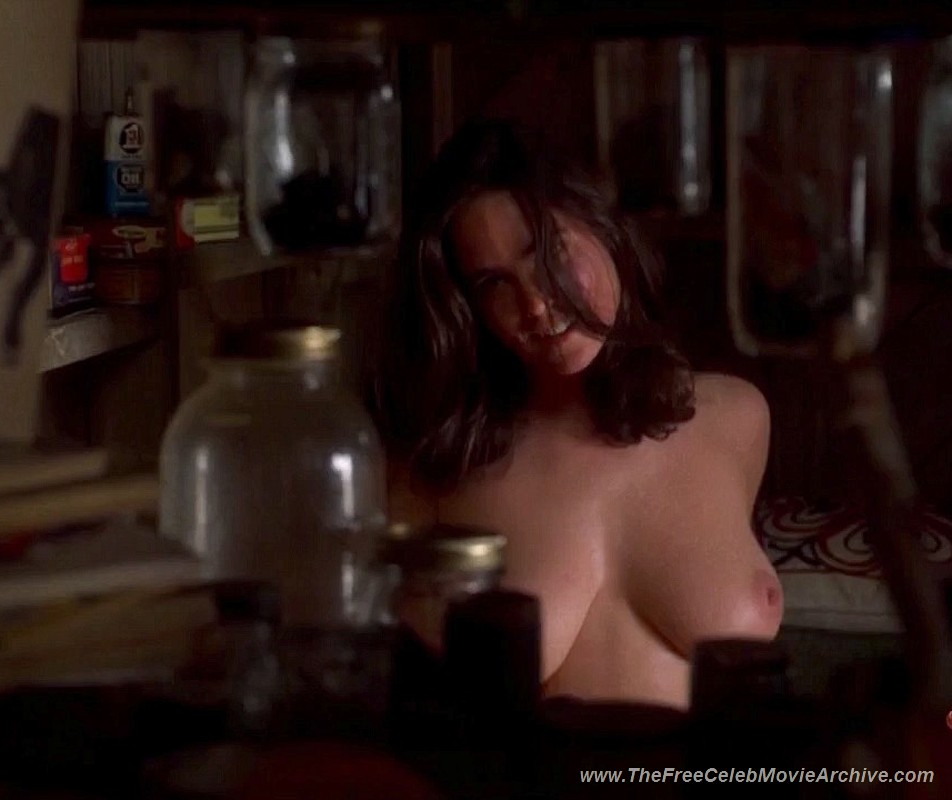 Jennifer Connelly Paparazzi Topless Shots And Nude Movie Scenes