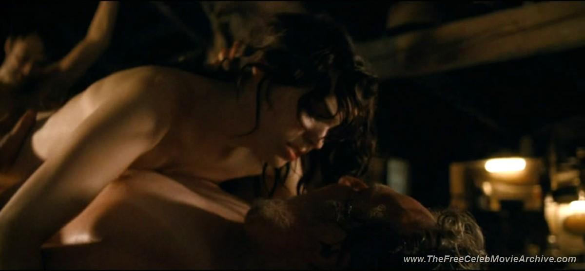 Roxane mesquida nude scenes