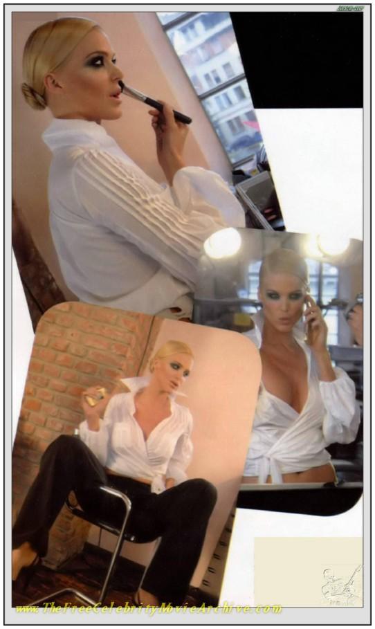 Video porno Victoria Silvstedt gratis -