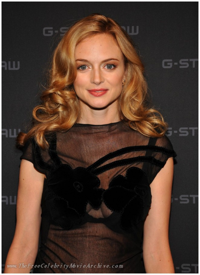 Heather Graham :: Celebrity Movie Archive