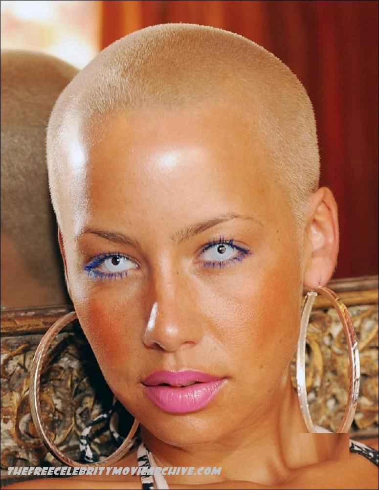 nude pictures of amber rose
