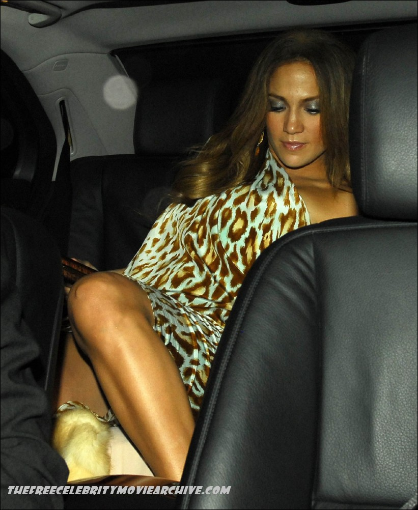 Jennifer Lopez Absolutely Naked At Thefreecelebritymoviearchive
