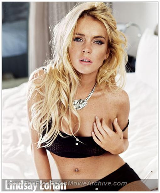 from Abraham nude pics of lindsy lohan